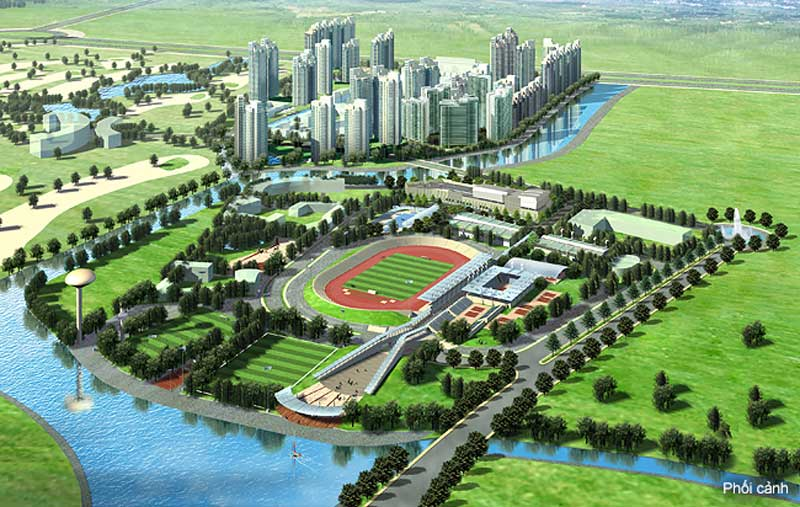 DỰ ÁN SAIGON SPORTS CITY KEPPEL LAND QUẬN 2
